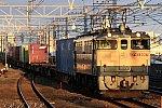 EF65-2067 18:24撮影 1090レ 市川駅