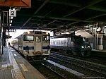 キハ47 鹿児島中央駅