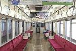 関東鉄道キハ2200形 車内