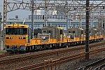 キヤE195 回7231D 平井駅