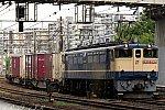 EF65-2065 1091レ 隅田川駅