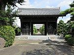 2021.9.7 (13) 隣松寺 - 山門 2000-1500