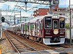 コウペン号阪急宝塚線 1013F