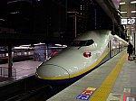 東京駅に停車中のE4系MAX