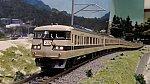 国鉄 117-100系近郊電車(新快速)
