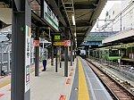 2020年5月30・31日の渋谷駅線路切替工事