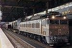 EF81-303 4093レ 博多駅