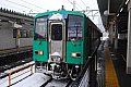 高山本線猪谷行き富山駅
