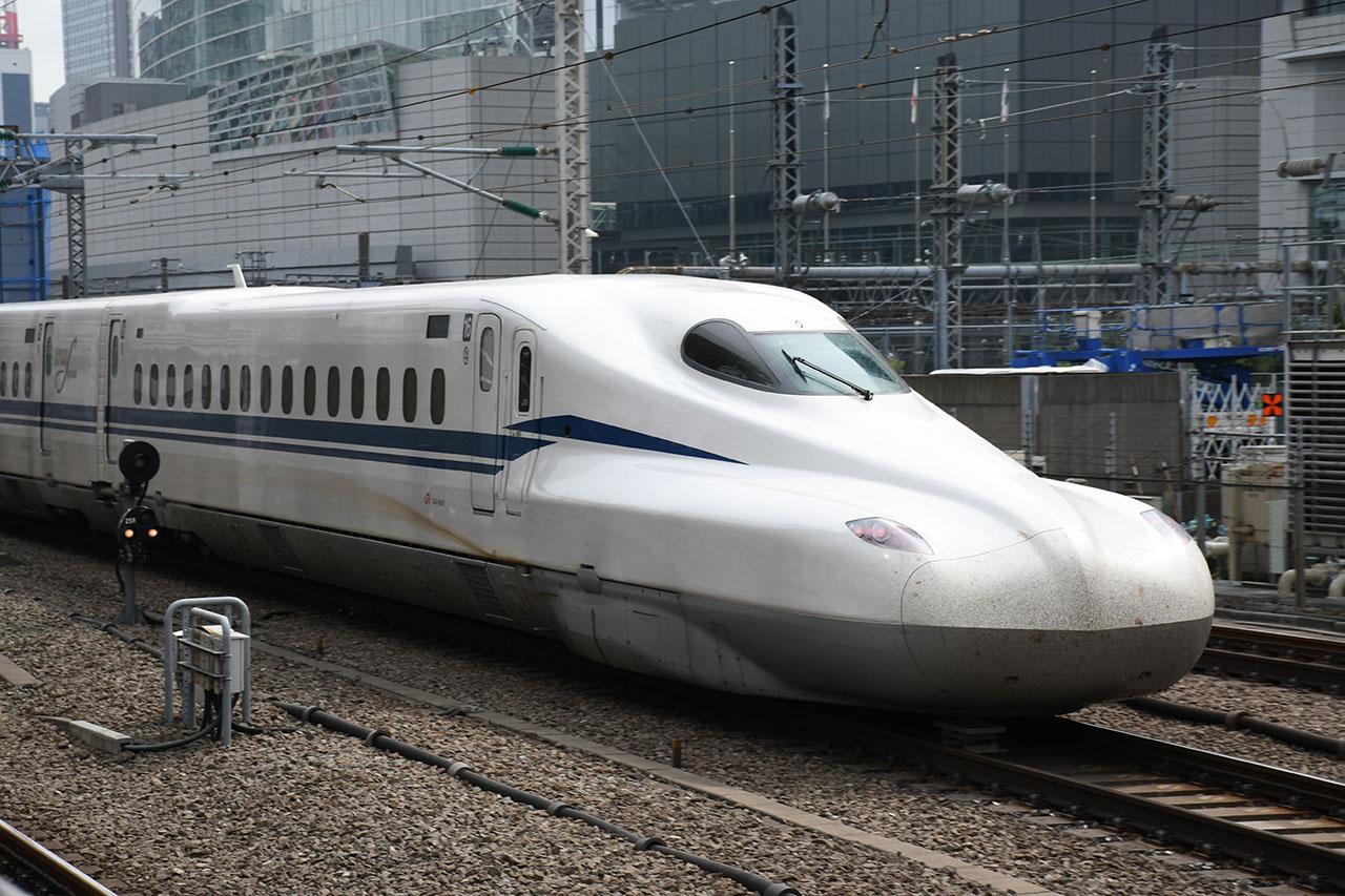 2020年度に営業運転開始予定のN700S