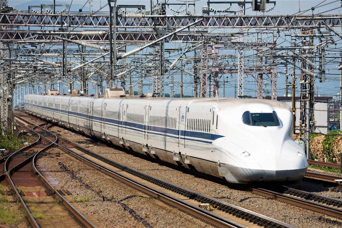 JR東海のN700系