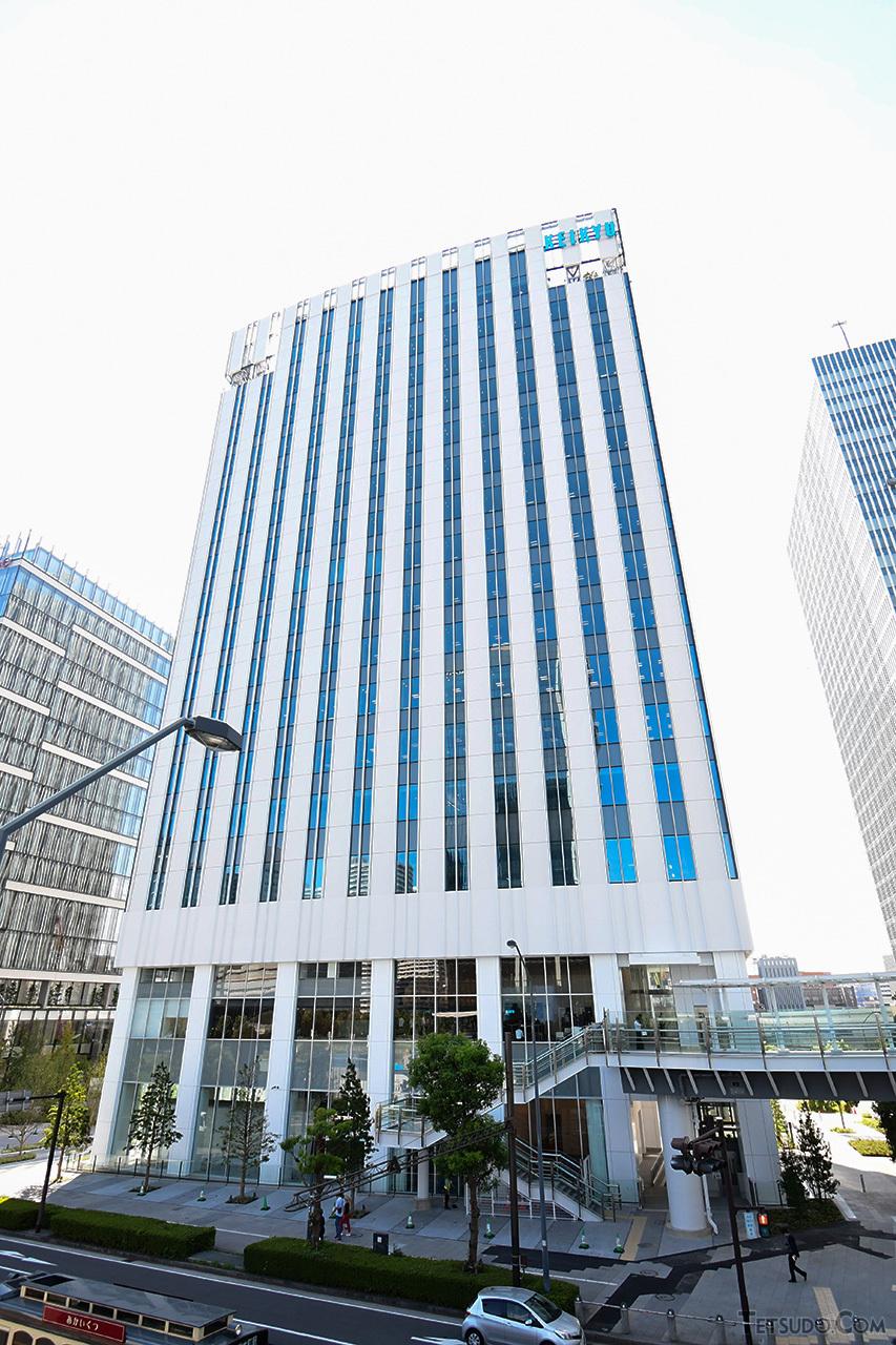 横浜市西区に建設された京急グループ本社