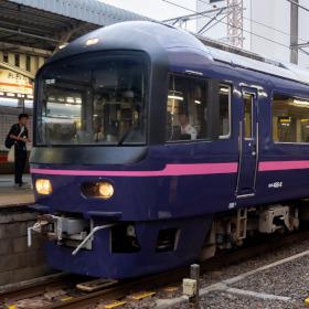 東海道本線を485系の夜行列車が駆け抜けた! 鉄道コム20周年記念、もう一つの「豪華夜行列車」が運行