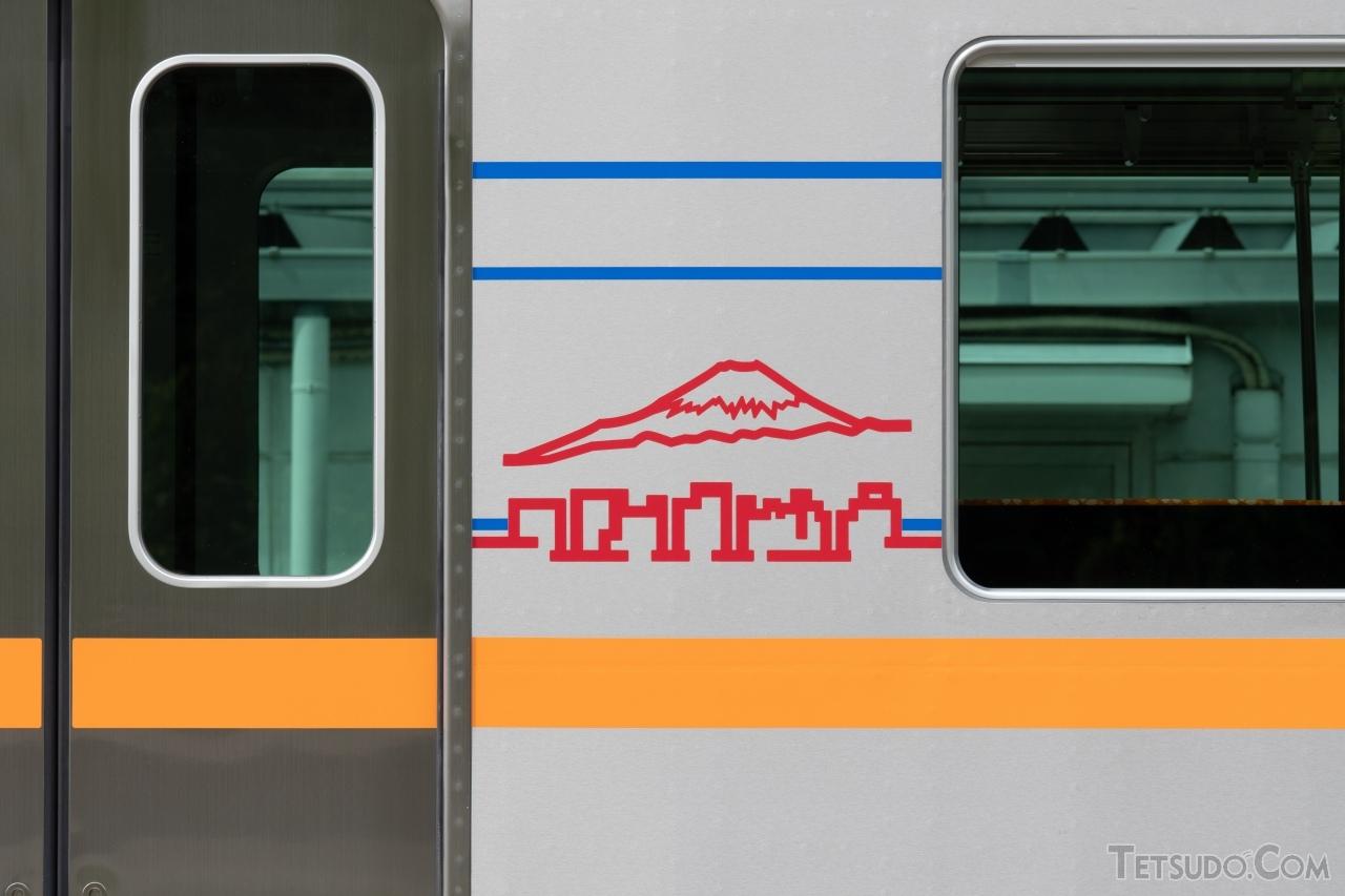 千葉県側からの富士山遠景
