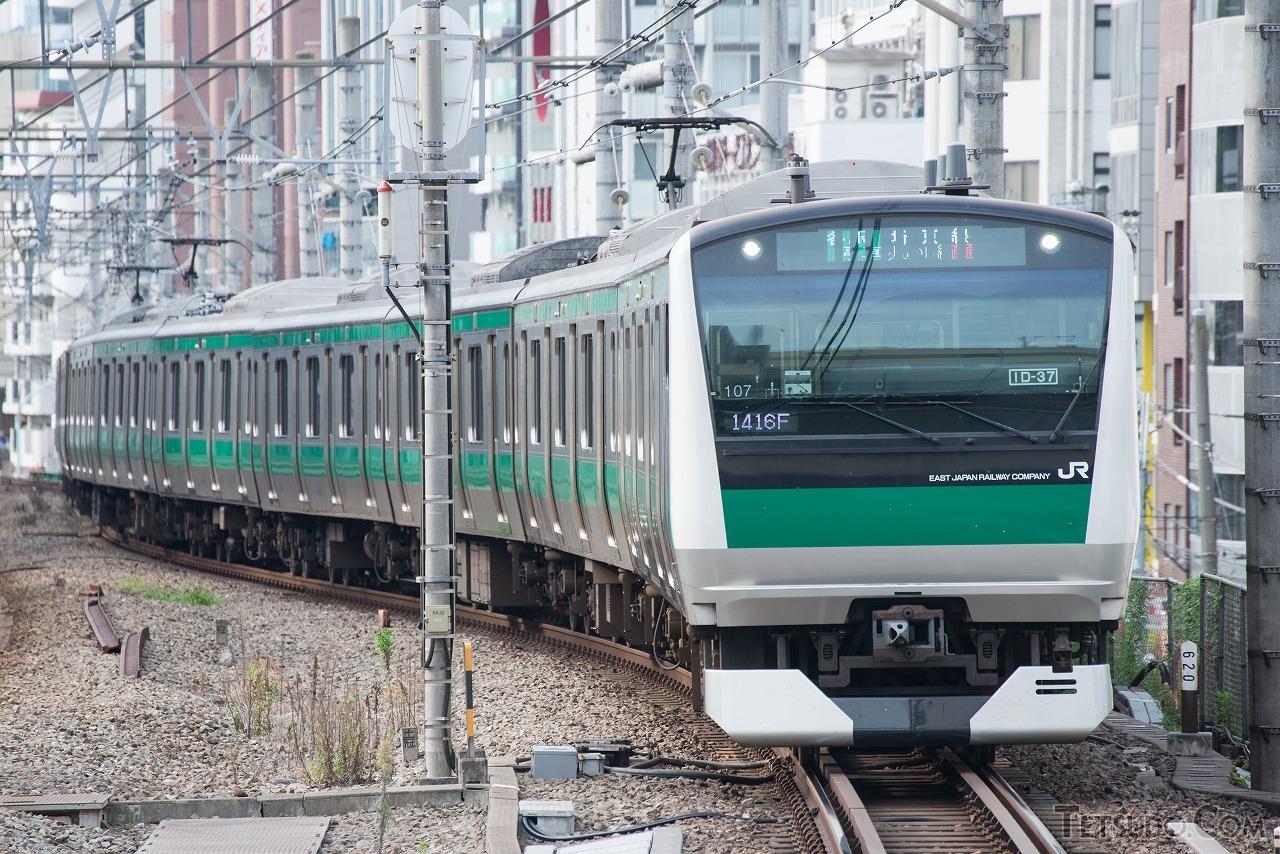 埼京線もダイヤが改正されます