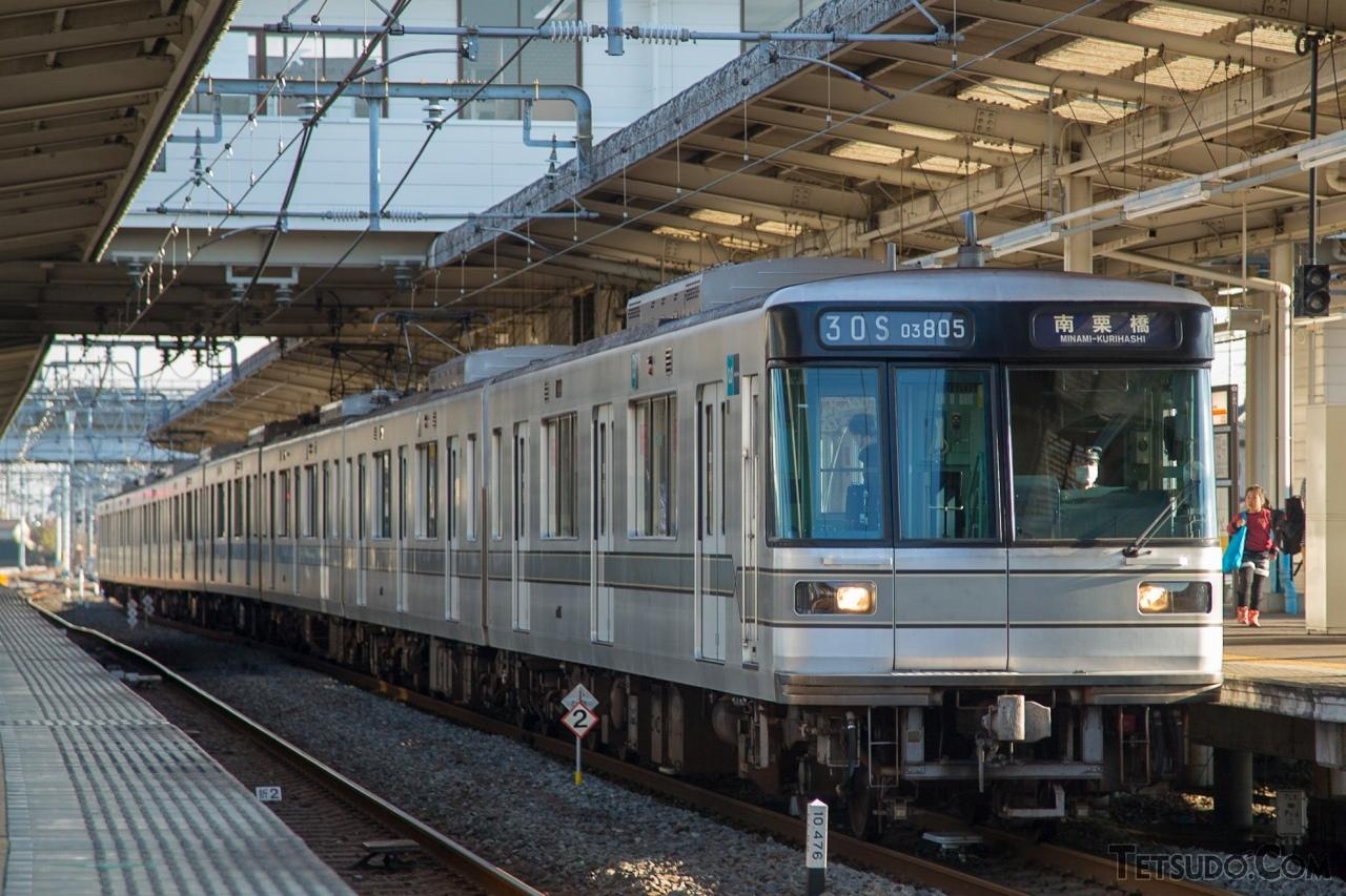 全車引退となった日比谷線03系