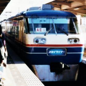 初代AE形、183系、オハフ50が現役だった頃~平成2年の鉄道風景(関東・東北編)