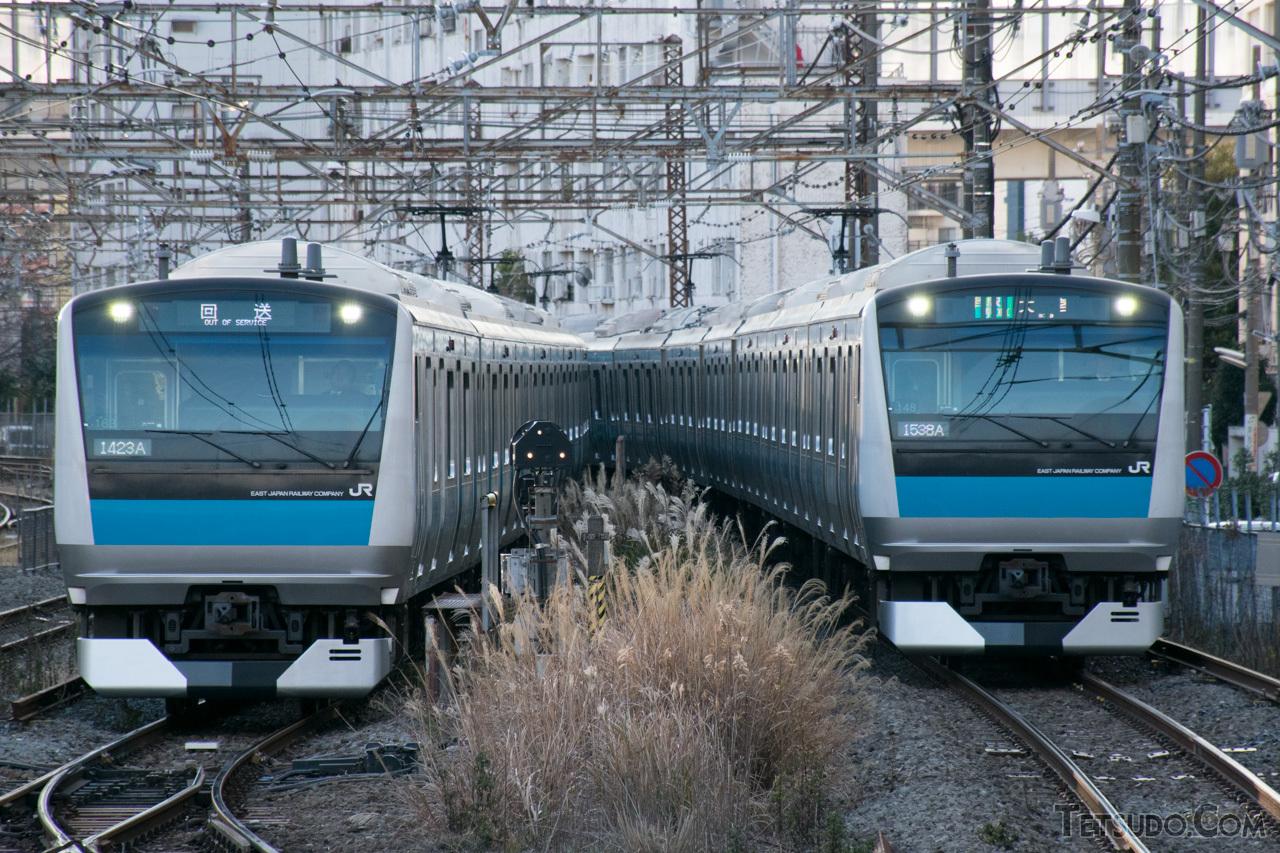 JR東日本の第3世代一般形車両となるE233系