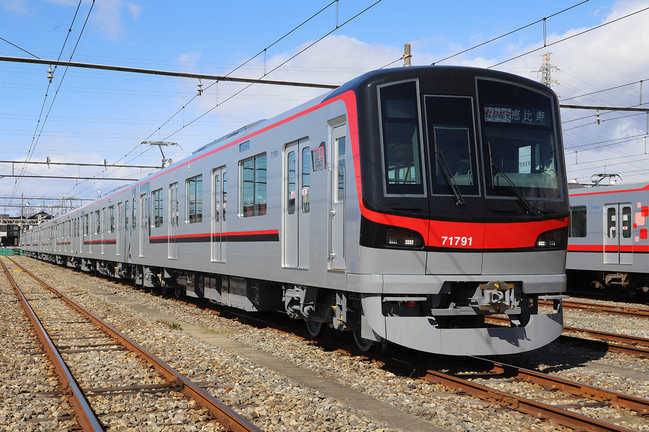 THライナー用の70090型(画像提供:東武鉄道)