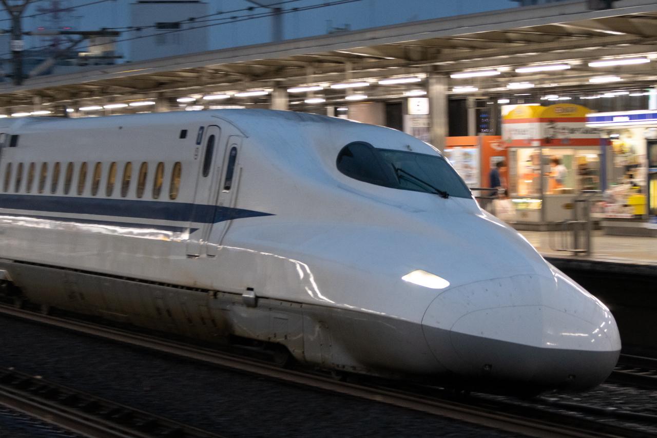 【N700系】N700Sの基になった「エアロ・ダブルウィング」