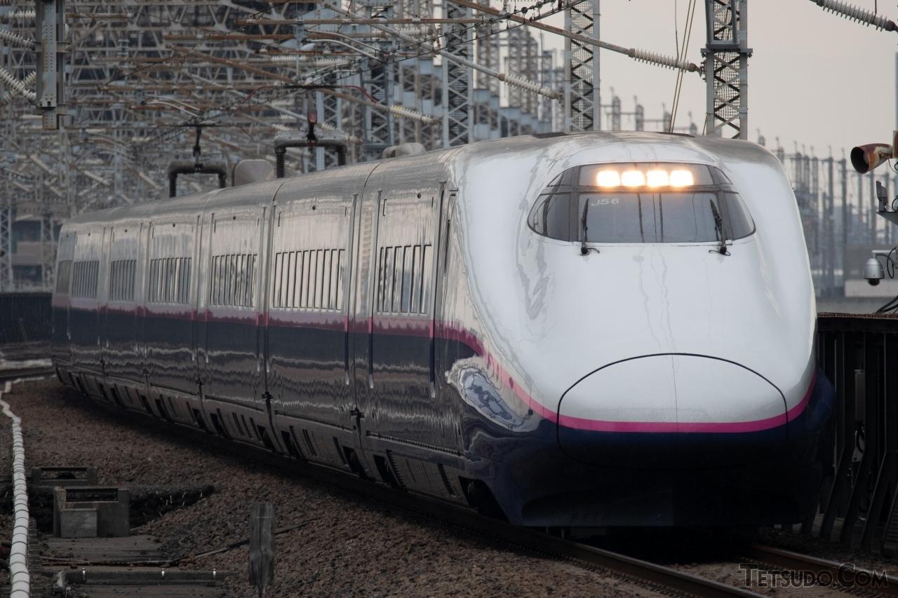 八戸延伸開業にあわせて登場したE2系1000番台