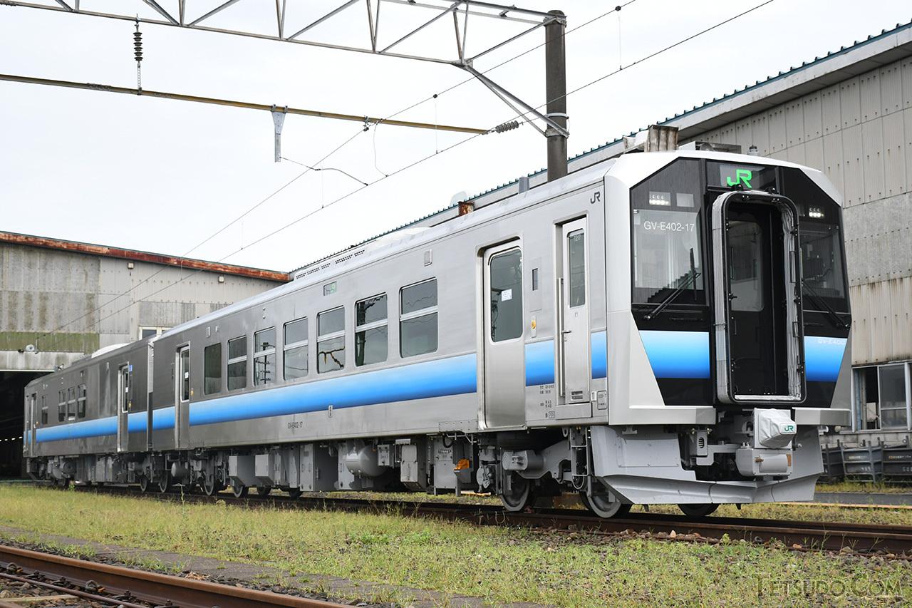 秋田・青森エリアに投入される「GV-E400系」