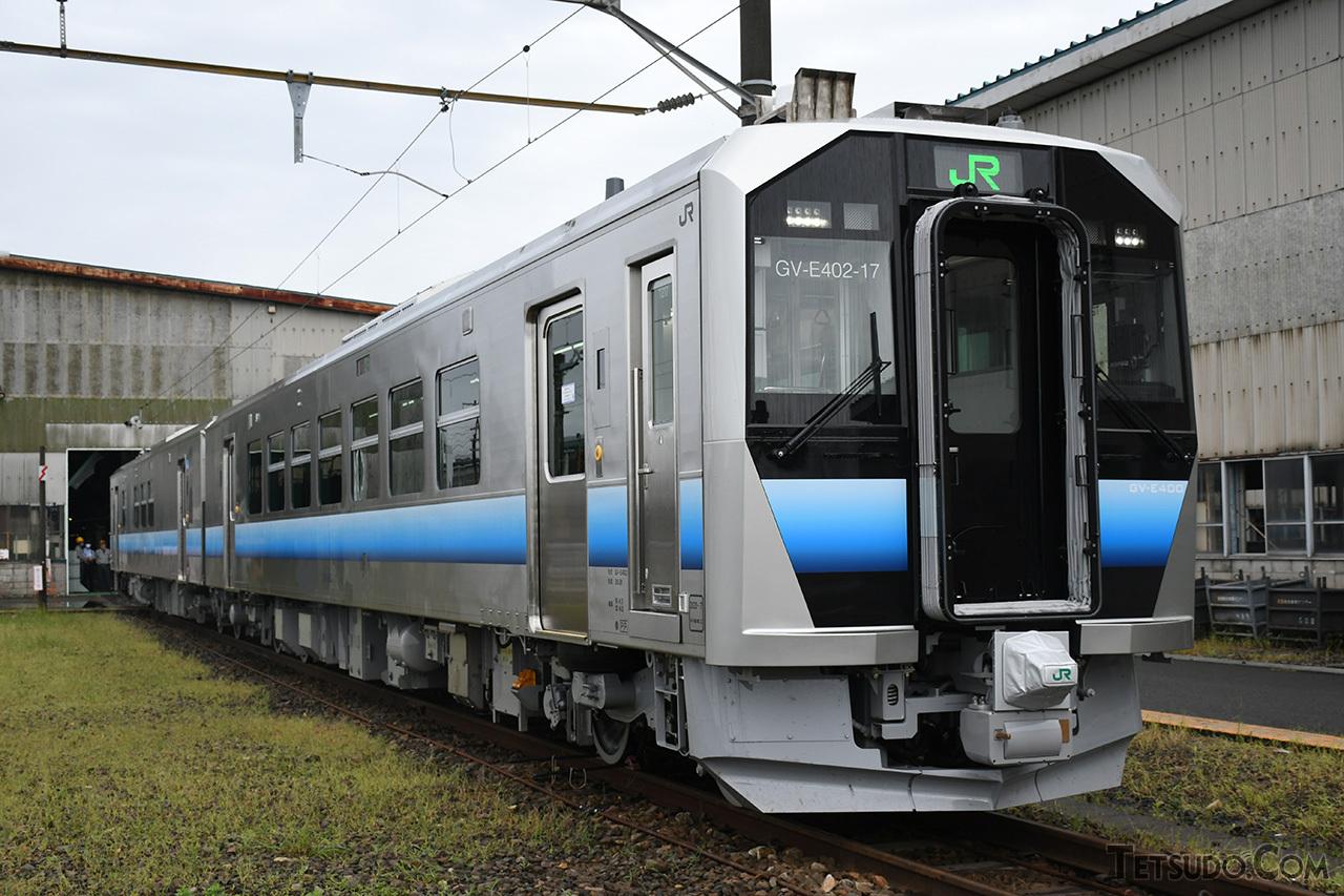 トイレ無しのGV-E402形