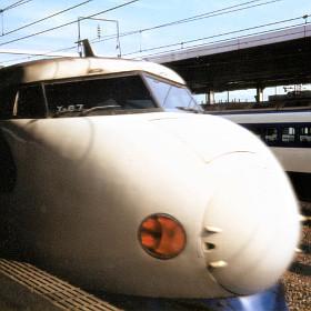 0系こだま、381系しなの、117系新快速、南海9000系旧塗装など~平成2年の鉄道風景(東海・近畿編)