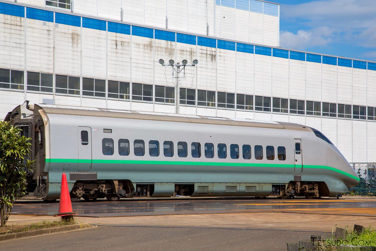 山形新幹線用のE3系
