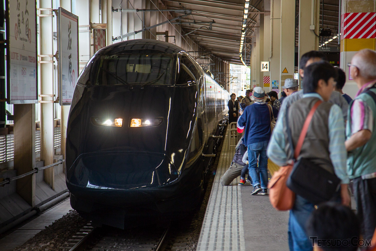 上越新幹線を走る「現美新幹線」