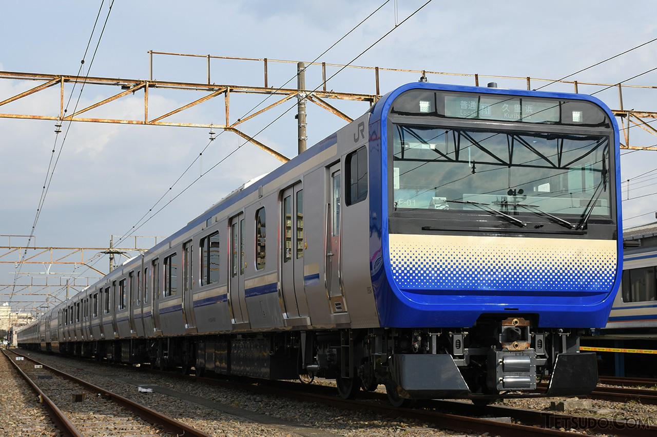 横須賀・総武快速線用E235系1000番台