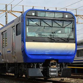 【動画】E235系1000番台新型車両の報道公開