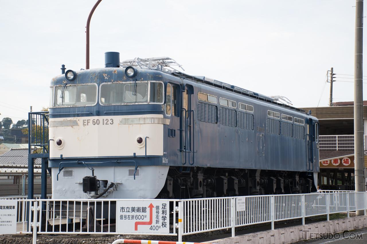 EF65形の基となったEF60形