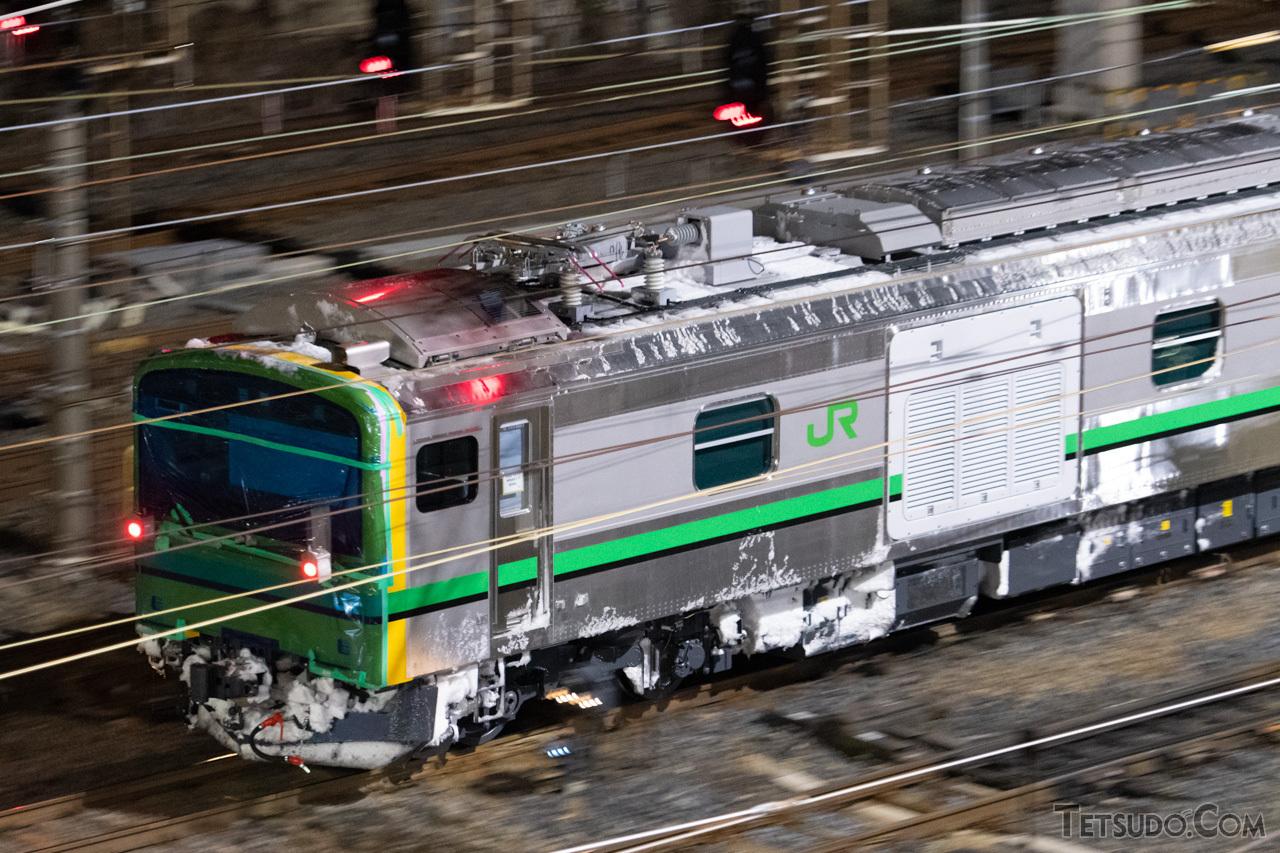機関車置き換え用の事業用電車、E493系