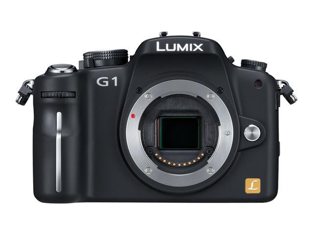 LUMIX DMC-G1(画像:Panasonic)