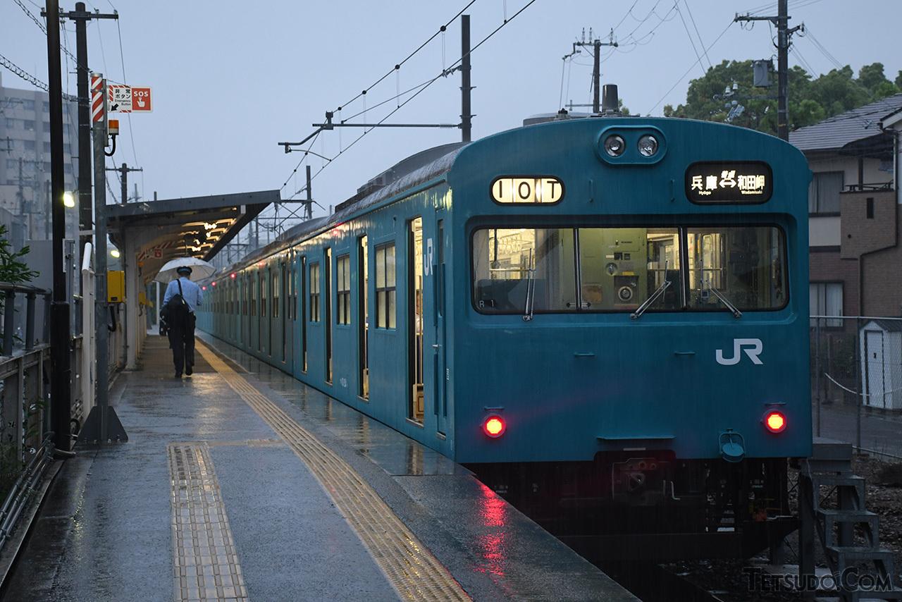 和田岬線用の103系