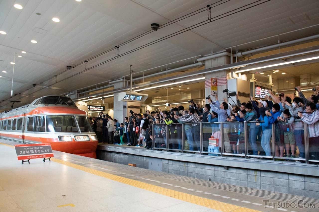 基本的に撮影が自由な日本の鉄道