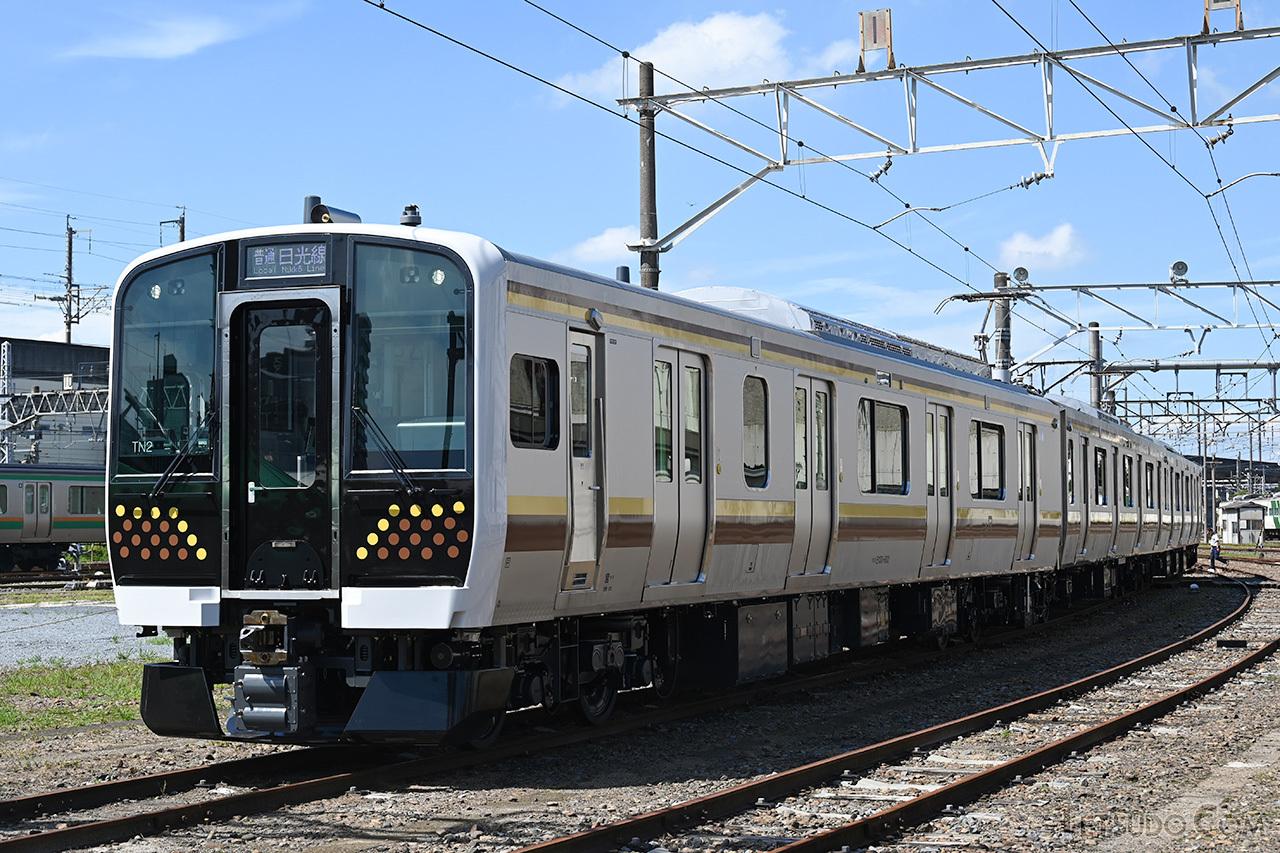 宇都宮線・日光線用のE131系600番台