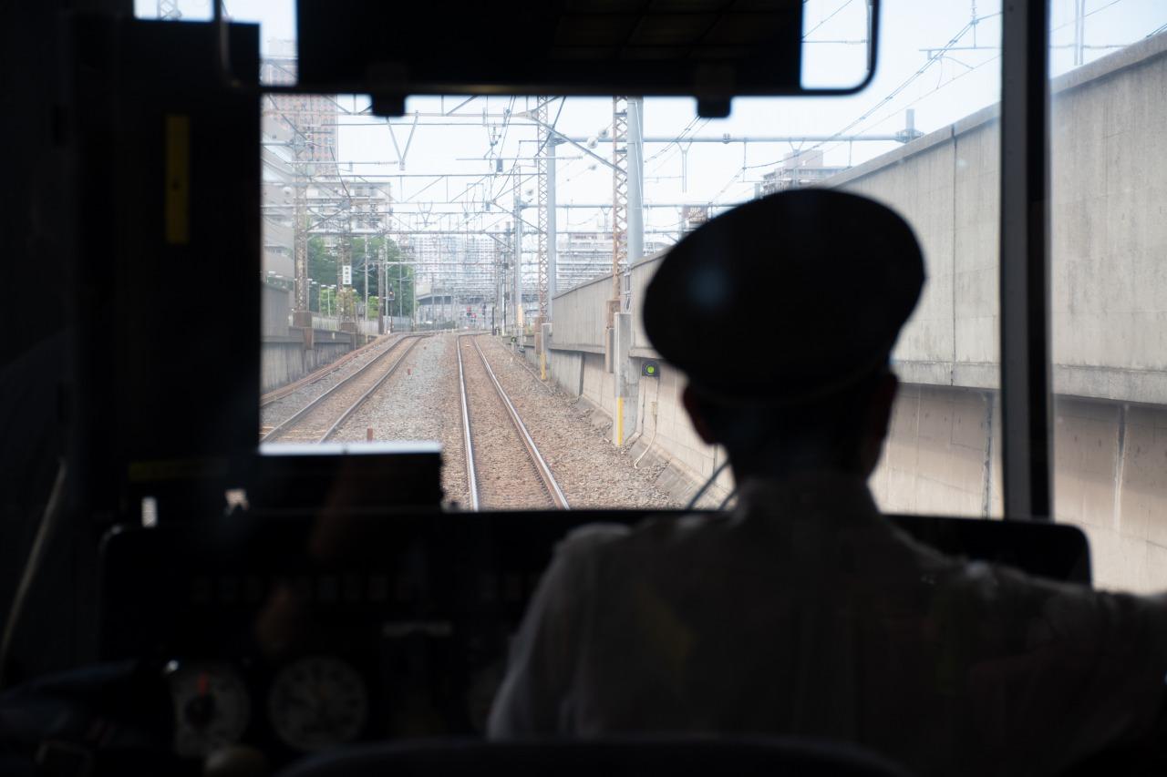 東北本線に別れを告げ、武蔵野線へ。