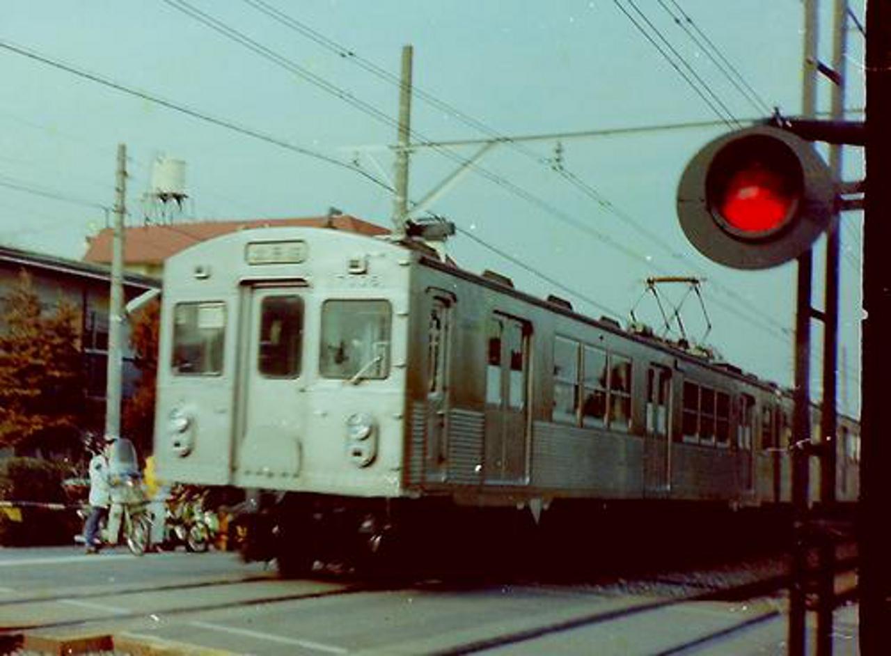 日比谷線直通列車に充当される7000系(adap2005さんの鉄道コム投稿写真)