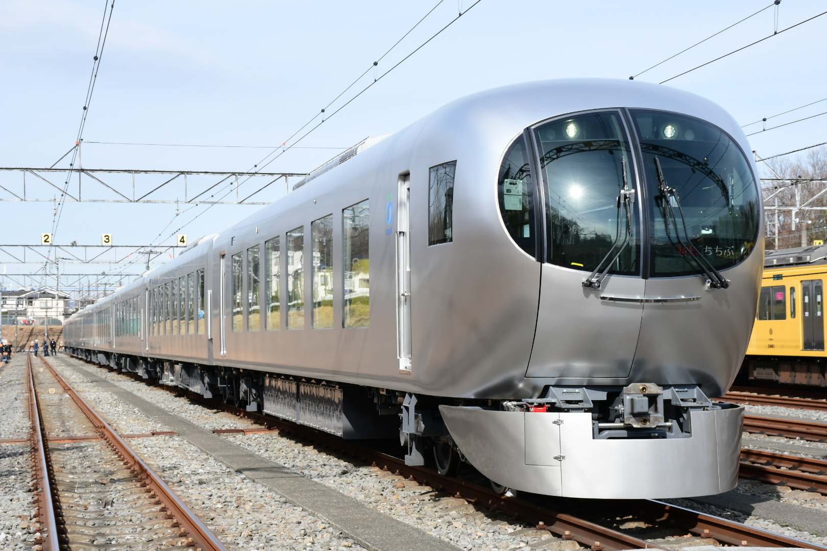 西武鉄道の新型特急車両、001系「Laview」