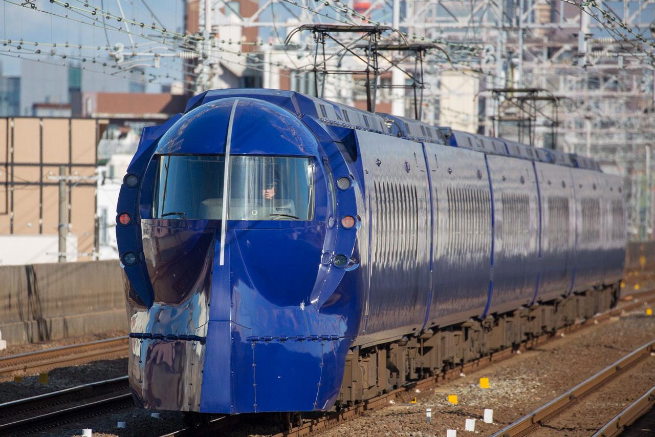 南海電気鉄道の特急「ラピート」