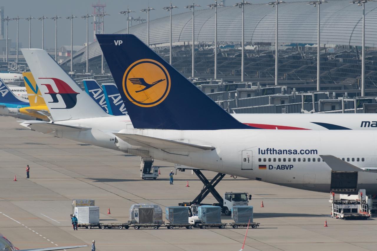 関西と国外を繋ぐ玄関口、関西国際空港