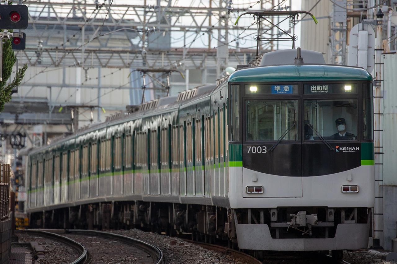渋沢が設立に関わった京阪電気鉄道