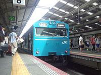 train, platform, station, track, transport, pulling, people, blue