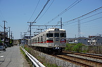 sky, track, train, outdoor, transport, traveling, railroad, day