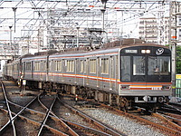 train, track, transport, outdoor, traveling, several