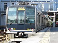 train, building, track, outdoor, transport, platform, station