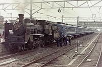 train, track, transport, old, traveling, pulling, engine, railroad