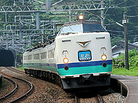 train, track, outdoor, transport, green, traveling, day, several