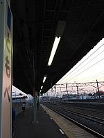 train, track, station, platform, railroad